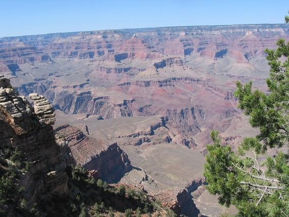 Grand Canyon östlich von Las Vegas