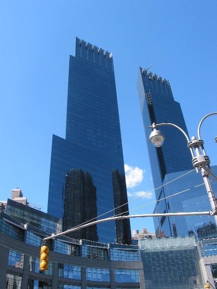 New York, Manhatten, Hochhäuser